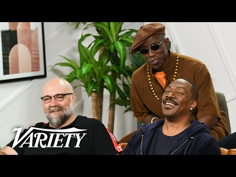 Eddie Murphy Talks Playing Rudy Ray Moore in 'Dolemite Is My Name'