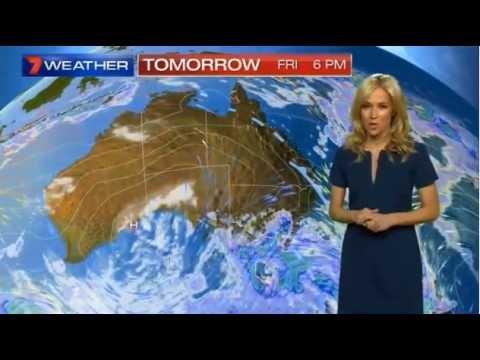 7 News Weather: Sydney: 31/07/2014