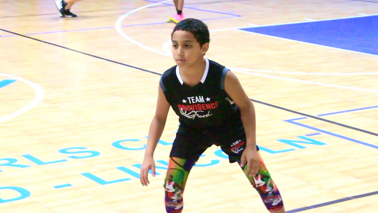 Team Providence Travel (Boys) 5th Grade  November 2019 Highlights from the RIYBA League
