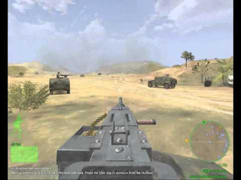 Delta Force Black Hawk Down - Mission 1 walkthrough |