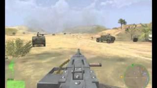Delta Force Black Hawk Down - Mission 1 walkthrough