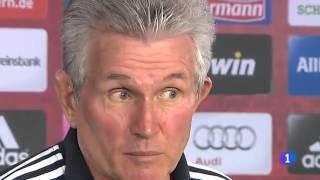 Jupp Heynckes quiere despedirse del Bayern a lo grande