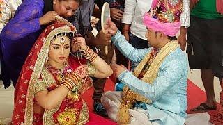 Aashiq Awara Dinesh Lal aur  Amrapali ki Shaadi live