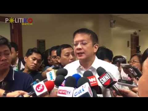 Bautista bubuweltahan ang Luzon Development Bank - Chiz