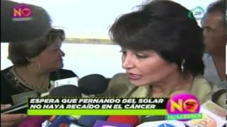 Daniela Romo habla sobre la cirugía de Angelina Jolie y su cáncer/Daniela Romo talks about Angelina