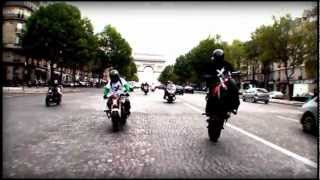 ROCK THE STREET X FREERIDE PARIS (CHAMPS ELYSEES)