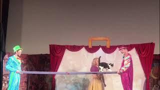 Смотреть видео Театр Кошек Юрия Куклачева «Мой Папа - клоун» (Москва, 01.06.2019) онлайн
