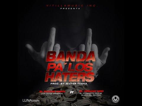 Banda pa los Haters _ El Boogie Down Ft El Urbano AMG (prod. by Mizter Tokka)