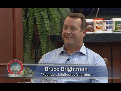 """Herman and Sharron - Bruce Brightman,  """"Sugar: How it Can Destroy the Body!"""""""