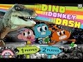 The amazing world of Gumball - (Dino donkey dash) - ep.1