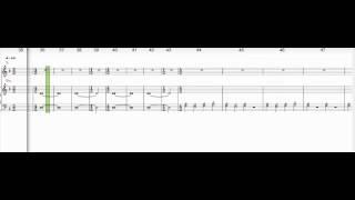 Orff, Carmina Burana , Fortune plango , Soprano