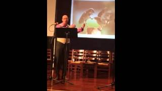 """Christianity in crisis - from fear to faith"" Roger Wolsey"