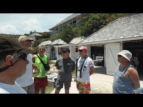 ANTIGUA y BARBUDA-SAINT MARTIN-PANAMA.Kitesurf hydrofoil
