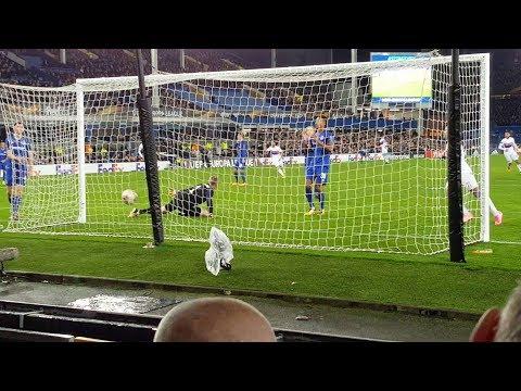19th October 2017 Everton vs Lyon (1-2)