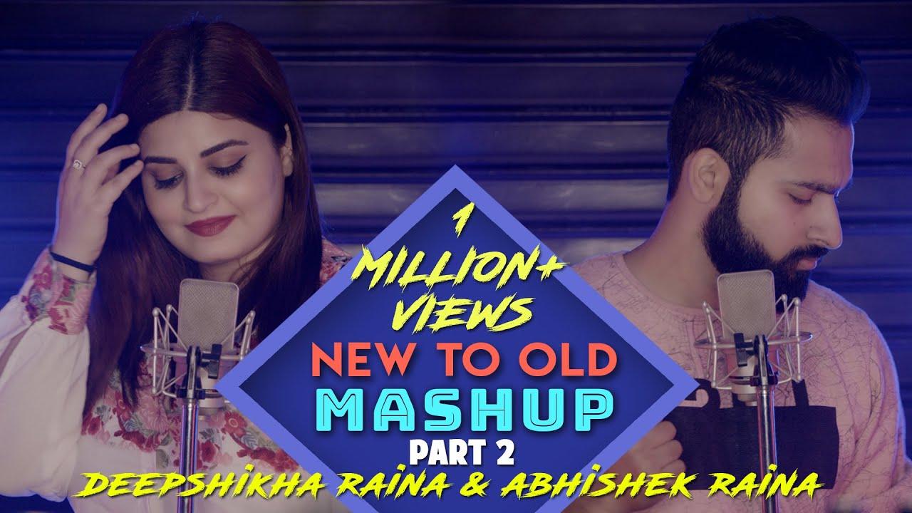 Download New To Old Mashup Part 2 | Sing Off |Abhishek Raina & Deepshikha Raina | 21 Years 21 Songs on 1 Beat