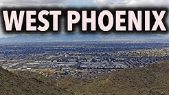 West Phoenix Suburbs Cost of Living Comparison