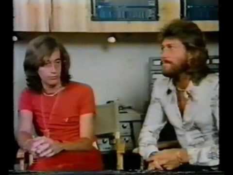 Bee Gees Criteria Studios interview part 3