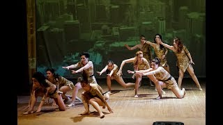 Афро джаз. Школа танцев Dance Life в Белгороде. Красивый танец смотреть