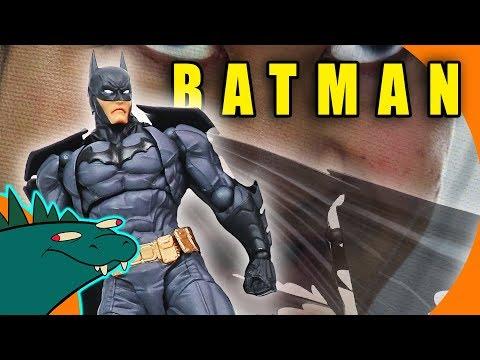 Batman Revoltech Amazing Yamaguchi Review