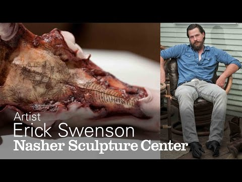 The Beauty and Tragedy of Realism: Artist Erick Swenson in conversation with Curator Jed Morse