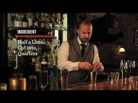 How To Make A Caipirinha - Speakeasy Cocktails