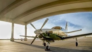 Aircraft Review: Socata TBM 700B