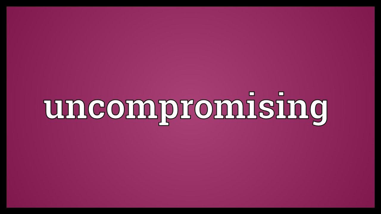 Uncompromising 14