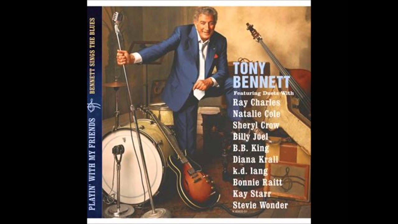 Tony Bennett & Ray Charles Duet - Evening