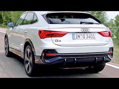 Audi Q3 Sportback (2020) Compact SUV Coupe – Design, Interior, Driving