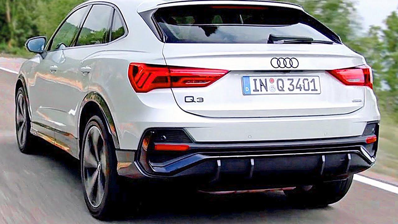 2020 Audi Q3 Review.Audi Q3 Sportback 2020 Compact Suv Coupe Design Interior Driving