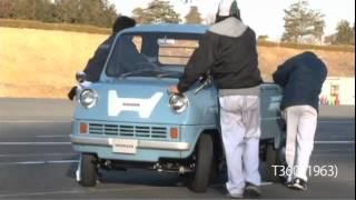 Honda CMメイキング映像「負けるもんか」
