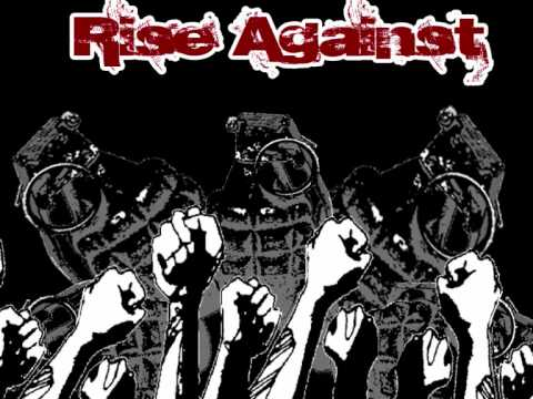 Rise Against - The Approaching Curve (lyrics)