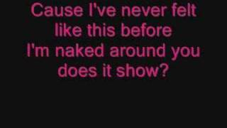 Naked Avril Lavigne - Lyrics