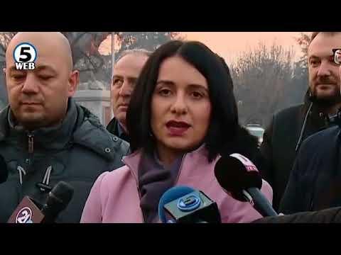 ВМРО – ДПМНЕ попладнево ја блокира крстосницата кај Мавровка
