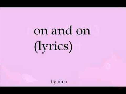 on and on (lyrics) - inna -