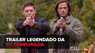 Supernatural - Trailer 11ª Temporada [Legendado PT-BR]