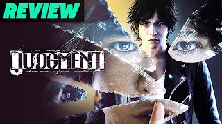 Judgment Review (Video Game Video Review)