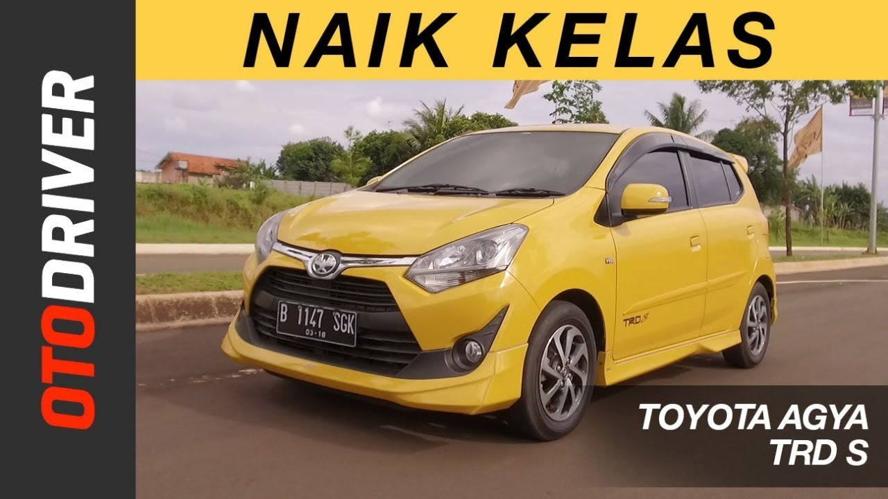 New Agya Trd 2018 Grand Avanza Tampak Belakang Toyota S Review Indonesia Otodriver Supported By Mbtech