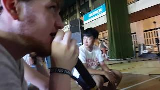Madox Trung Bao Codfish Two H NaPoM | World Beatbox Camp 2017 Kraków