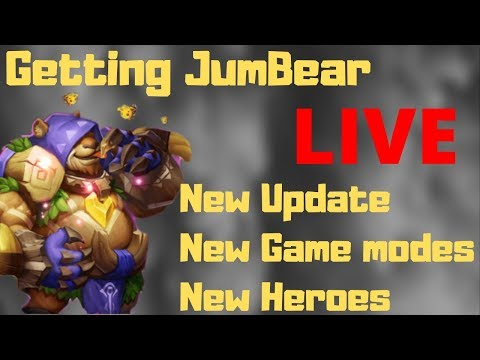 New Update Stream | Live | Castle Clash
