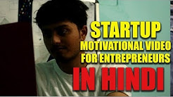 Bootstrapping a startup in India | Hindi motivational Video | Huppme