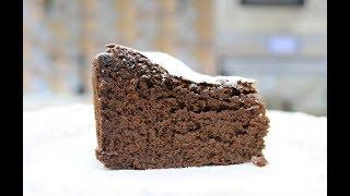 Шоколадный Бисквит БЕЗ ГЛЮТЕНА / Chocolate Cake Gluten Free