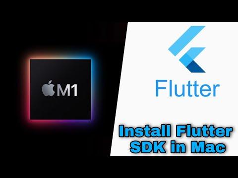 Download Flutter Install Mac M1   Flutter Installation on Mac M1 chip variant