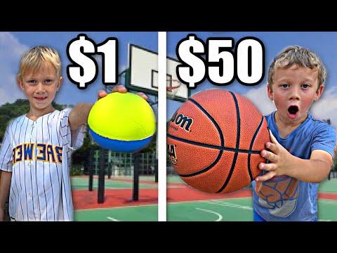$1 VS $50