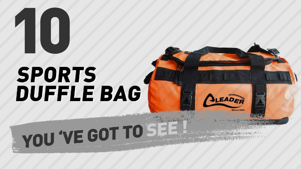 f13c113e640d Waterproof Duffel Bag Duffle Bags    New   Popular 2017 - YouTube