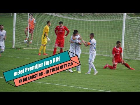 Mladost DK Tuzla City Goals And Highlights