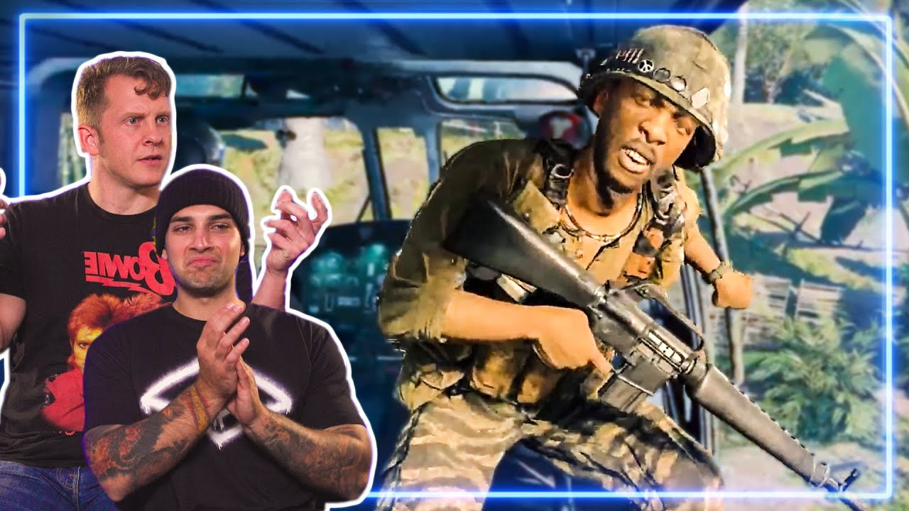 Spec Ops REACT to Call of Duty: Cold War - Fracture Jaw (Vietnam Mission) | Experts React