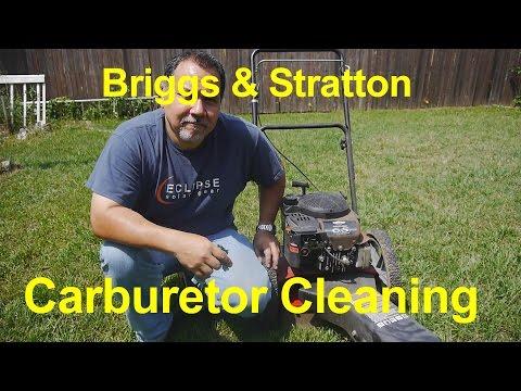 Swisher Brush Trimmer - Carburetor Cleaning