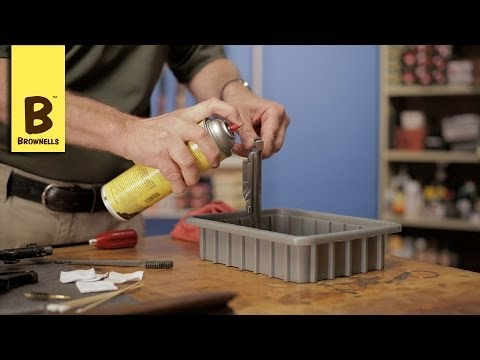 Firearm Maintenance: SKS Cleaning, Part 2/4