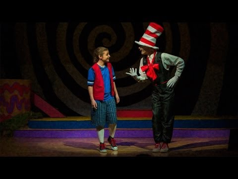 Seussical at Seneca High School, in Wattsburg, Pennsylvania Live Performance...